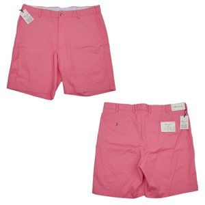 Peter Millar Men's Soft Touch Twill Chino Shorts